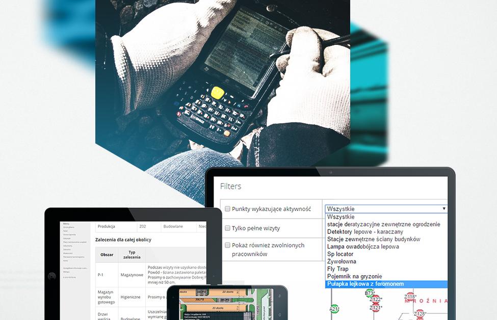 elektroniczny system nadzoru