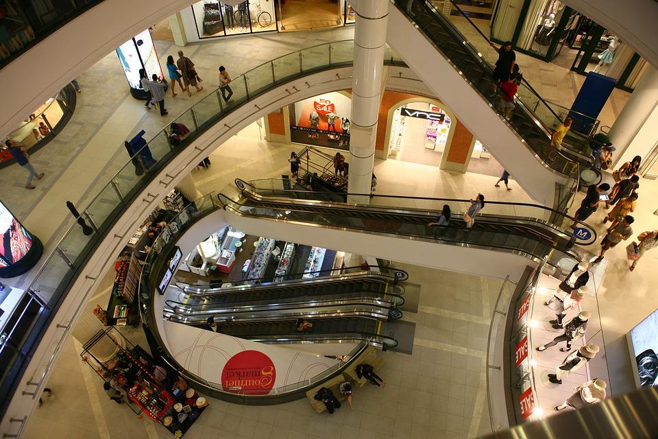 usługi ddd centrum handlowe
